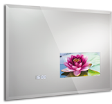 "Mirror TV Reflextion. CR 70-185. SMM 70-185. CR 100-185. SMM 100-185. Design your own. 13.3"" TFT LED. 18.5"" TFT LED. 21.5"" TFT LED."